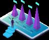 IT Outsourcing Informatique service logo