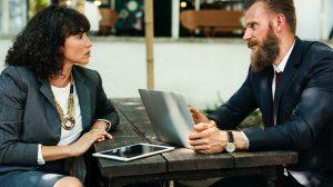 IT Outsourcing Informatique talk 1