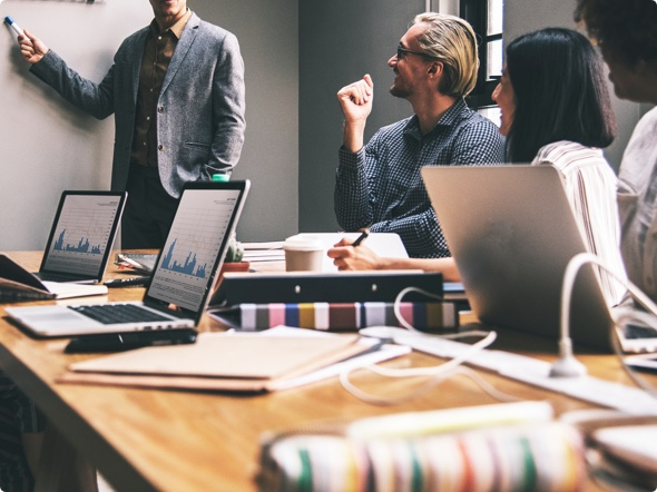 IT Outsourcing Informatique Mission et valeurs 2 1