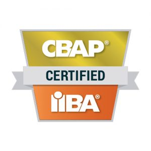 IT Outsourcing Informatique Certifications Certified Business Analyst Professional CBAP