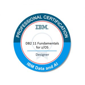 IT Outsourcing Informatique Certifications IBM Certified Database Administrator