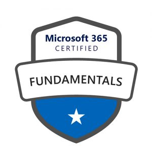 IT Outsourcing Informatique Certifications Microsoft Certified 365 Fundamental