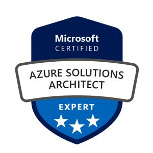 IT Outsourcing Informatique Certifications Microsoft Certified Solution Architect