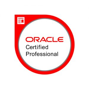 IT Outsourcing Informatique Certifications Oracle Certified Professional