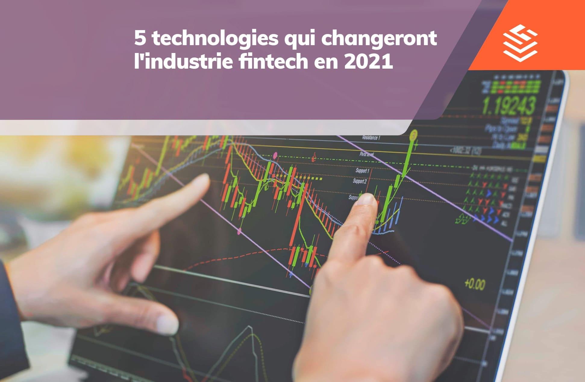 IT Outsourcing Informatique 5 Technologies Industrie Fintech FR Post 09