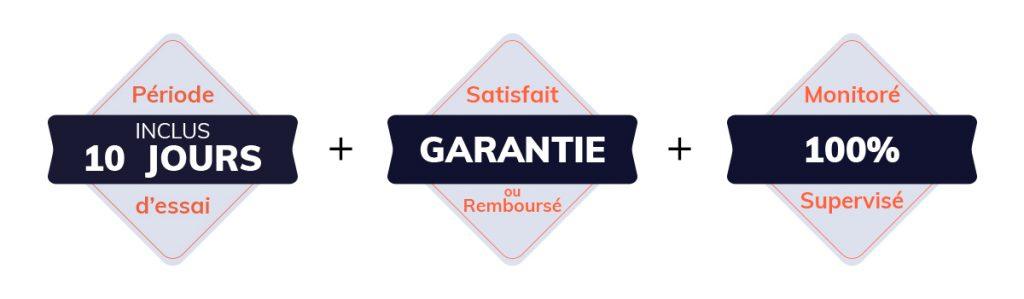 IT Outsourcing Informatique Promotion Badges