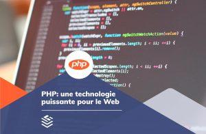 IT Outsourcing Informatique PHP Technologie Puissante FR 15 min