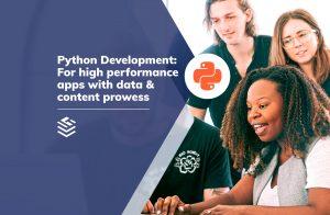 IT Outsourcing Informatique Python Development Eng 18 min
