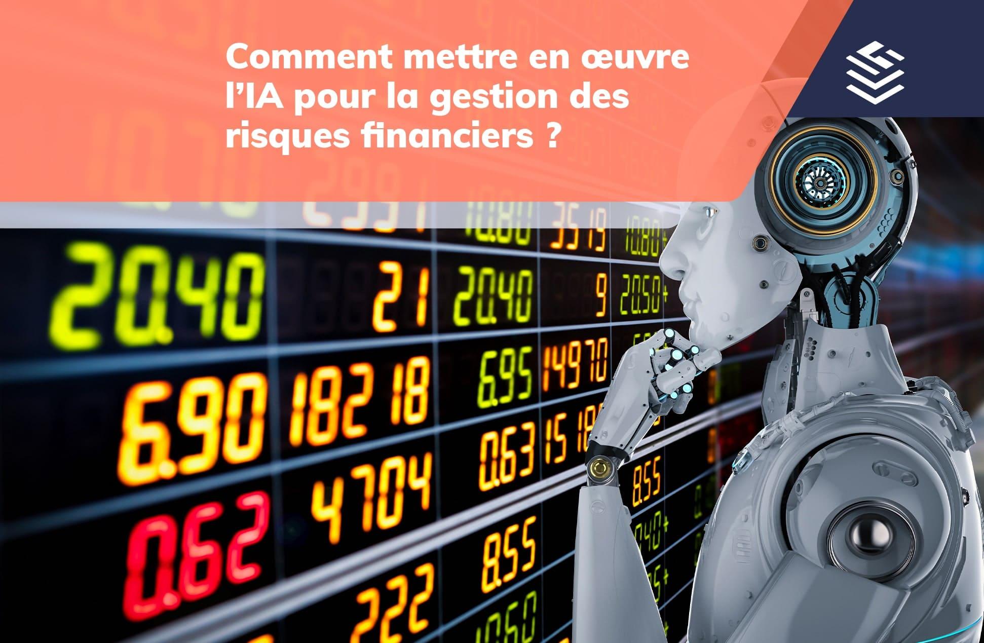 IA dans la finance