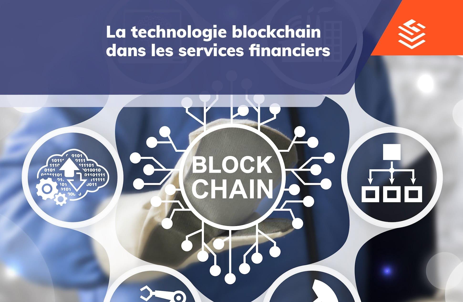 Technologie blockchain dans la finance