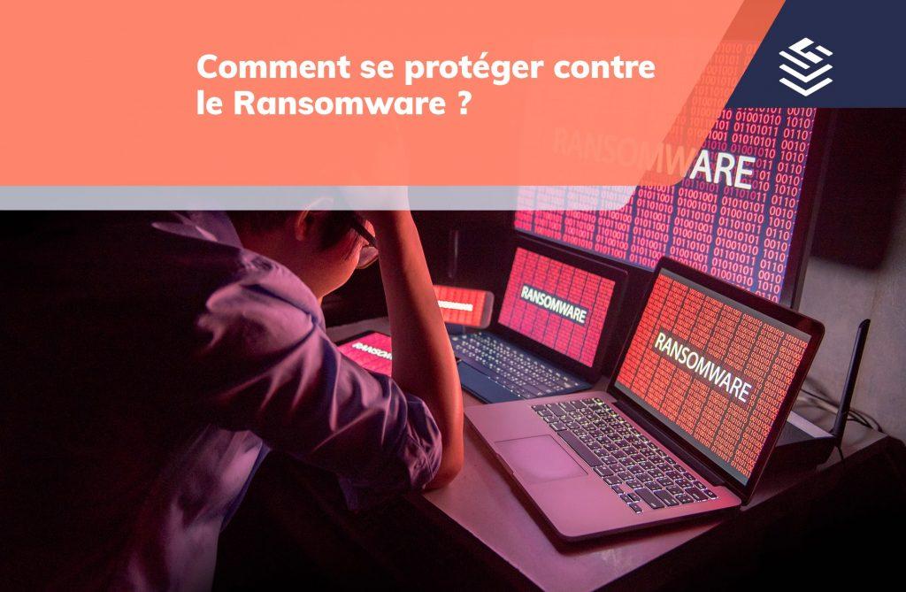 se proteger contre le ransomware