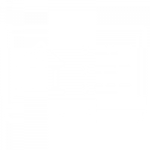 IT Outsourcing Fintech Icon Banking Software white bold