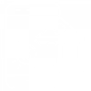 IT Outsourcing Fintech Icon Digital Banking white