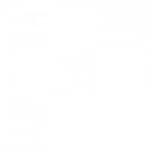 IT Outsourcing Fintech Icon Electronic Payment white bold