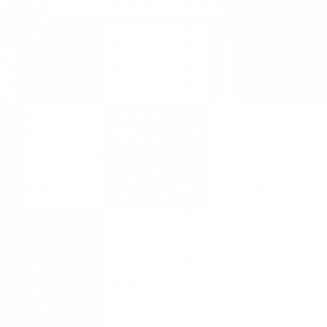 IT Outsourcing Fintech Icon Security Risk white
